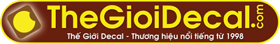 Decal Phản Quang